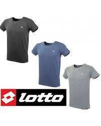 3 Maglie assortite Lotto Girocollo 042LS